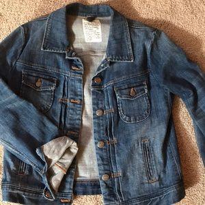 Jcrew denim jacket M